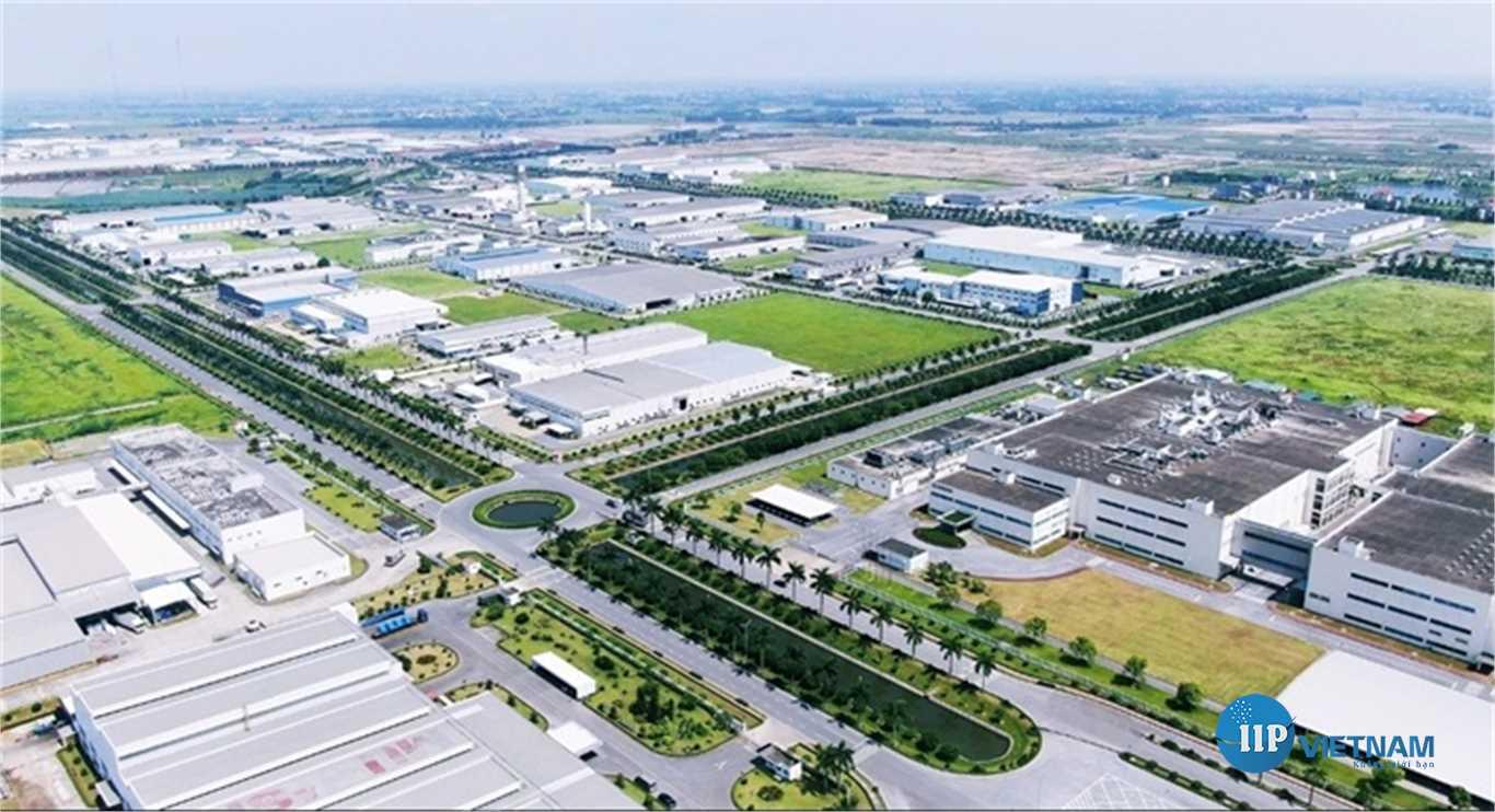 Khu công nghiệp Thăng Long 2 - Hưng Yên | iipvietnam.com