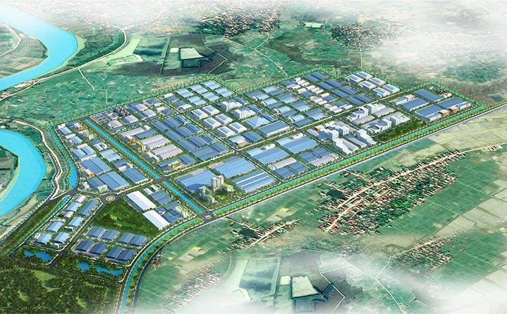 Khu công nghiệp Hòa Phú Bắc Giang