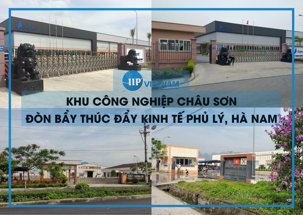 Có nên đầu tư tại khu công nghiệp Châu Sơn - Phủ Lý, Hà Nam