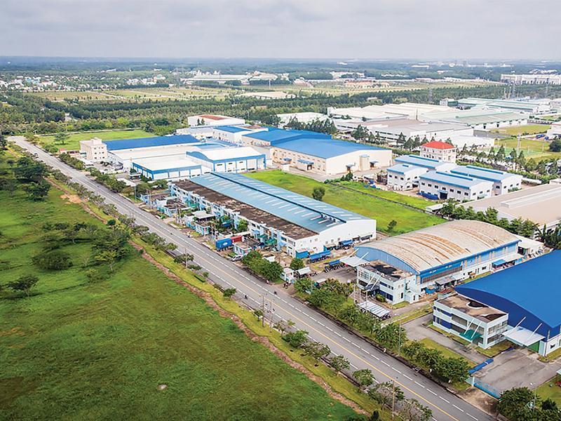 Điều gì khiến bất động sản công nghiệp Việt Nam được đà bứt phá mạnh mẽ?